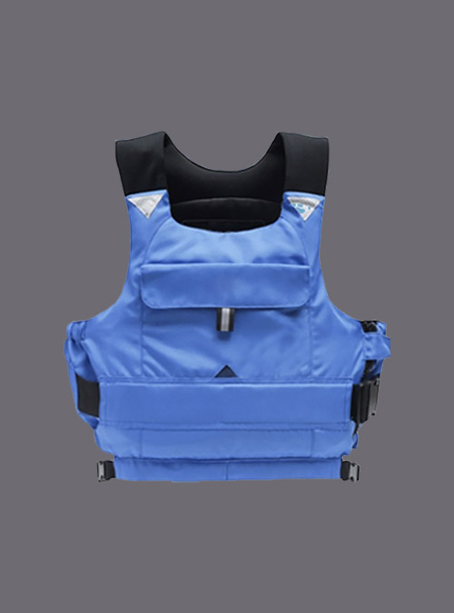 Life Jacket for Canoeing-Blue